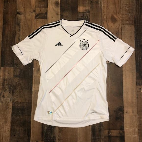 6645b56f32 Adidas Germany Soccer Jersey